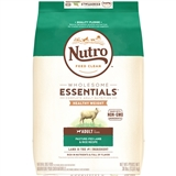 NUTRO DOG WHOLESOME ESSENTIALS™ADULT DRY DOG FOOD PASTURE-FED LAMB & RICE RECIPE 30LB