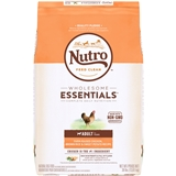 NUTRO WHOLESOME ESSENTIALS™ ADULT DRY DOG FOOD FARM-RAISED CHICKEN, BROWN RICE & SWEET POTATO RECIPE  30LB