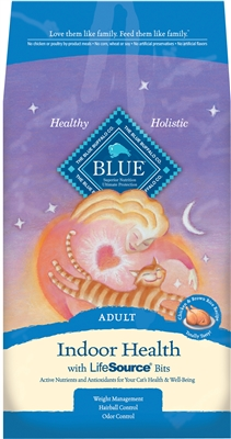 3.18KG BLUE BUFFALO INDOOR HEALTH