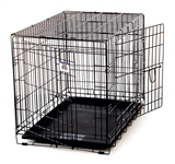 LARGE DOUBLE DOOR KENNEL CRATE