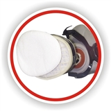 REPLACEMENT CARTRIDGE FOR PAINT & PESTICIDE RESPIRATOR