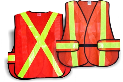 SAFETY TRAFFIC VEST