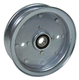 "5"" FLAT 5/8"" BORE PULLEY IDLER"
