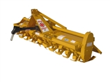 WEATHERED - KING KUTTER 7' GEAR DRIVE ROTARY TILLER