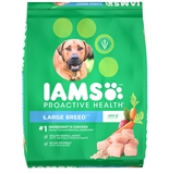 33LB IAMS PROACTIVE HEALTH LARGE BREED WITH PREBIOTICS