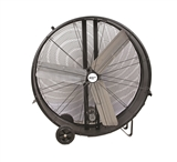 "42"" PORTABLE DIRECT DRIVE BARREL FAN"