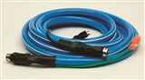 "100' X 1/2"" HEATED HOSE"