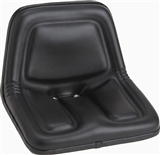 HIGH BACK STEEL PAN TRACTOR SEAT