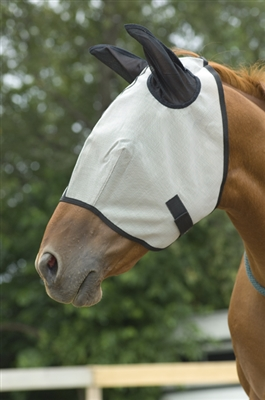 HORSE SENSE FLY MASK WITH EARS