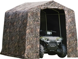 SHED-IN-A-BOX 8X8 CAMOUFLAGE