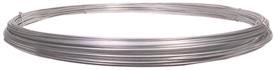 9 GAUGE GALVANIZED WIRE