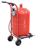 10 GALLON BIG RED PORTABLE SANDBLASTER