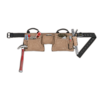KUNY'S 12 POCKET CONSTRUCTION WORK APRON