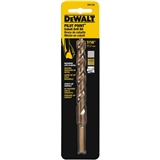 "7/16"" DEWALT COBALT PILOT POINT DRILL BIT"