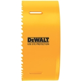 "DEWALT 4-1/2"" BI-METAL HOLE SAW"