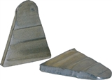 WEDGE 2PC STEEL LARGE