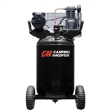 CAMPBELL HAUSFELD 30 GALLON, VERTICAL, PORTABLE AIR COMPRESSOR (VT6367)