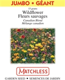 SEEDS BULK - WILDFLOWER MIX