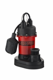 1/3HP RED LION SUBMERSIBLE SUMP PUMP