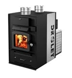 HEATMAX WOOD BURNING FURNACE