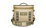 YETI HOPPER FLIP 12 - FIELD TAN/BLAZE ORANGE