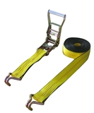 "2"" X 25' HEAVY DUTY RATCHET STRAP"