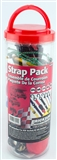 Strap Assortment Pack. 16pc..