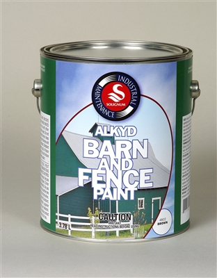 PAINT BARN WHITE EXTALKYD 3.78
