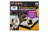 CHICKEN COOP DOOR OPENER AUTO