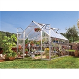GREENHOUSE 8FT X 12FT HYBRID