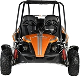 GO KART HAMMERHEAD  GTS 150 ORANGE DUNE BUGGY