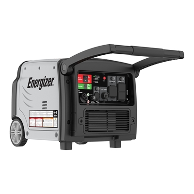 Energizer 3,500W Quiet Inverter Generator with Parallel