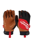 2X Large - Leather Performance Gloves