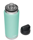 RAMBLER 36OZ BOTTLE CHUG SEAFOAM