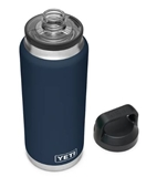 RAMBLER 36OZ BOTTLE CHUG NAVY