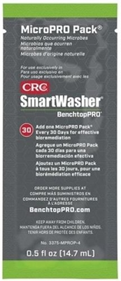 SmartWasher® BenchtopPRO® MicroPRO Pack®