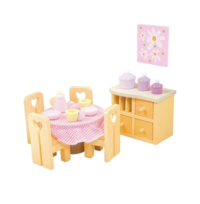 FURNITURE SET DOLLHOUSE SP