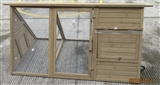 CHICKEN COOP A FRAME