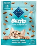 TREAT CAT BB BURST SEAFOOD 5OZ