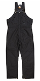 TWILL INSULATED BIB OVERALLS