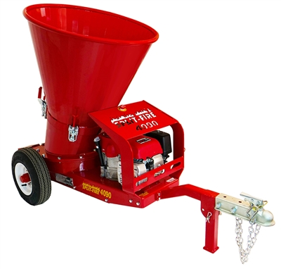 SPLIT-FIRE 4090 WOOD CHIPPER - BASE PACKAGE