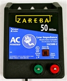 50 MILE AC LOW ZAREBA IMPEDENCE CHARGER / ENERGIZER