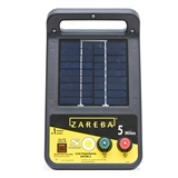Zareba 5-Mile Solar Low Impedance Charger