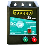 Zareba 25-Mile Battery Operated Solid State Fence Charger
