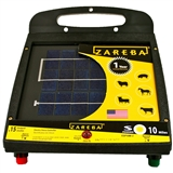 Zareba 10-Mile Solar Low Impedance Fence Charger