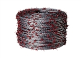 15.5 GAUGE DOUBLE STRAND BARB WIRE