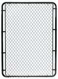 "42"" X 48"" NEW TREND BLACK MESH GATE"