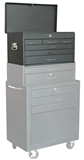 "TORIN 26"" TOP TOOL CHEST WITH 6 DRAWERS"