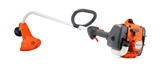 Husqvarna 122C 16 in. 21.7cc 2-Cycle Gas Curved Shaft String Trimmer