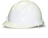 CSA TYPE 2 WHITE HARD HAT